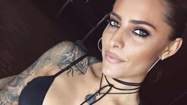 Sophia Thomalla zeigt ihre neuen Tattoos