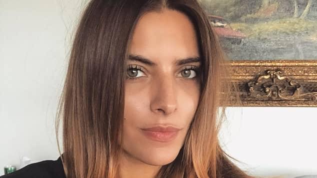 Sophia Thomalla zeigt ihre neue Frisur