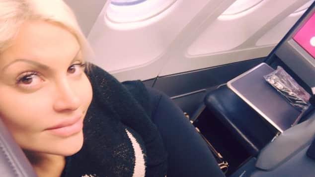 Reality-Star Sophia Wollersheim zeigt sich komplett ungeschminkt