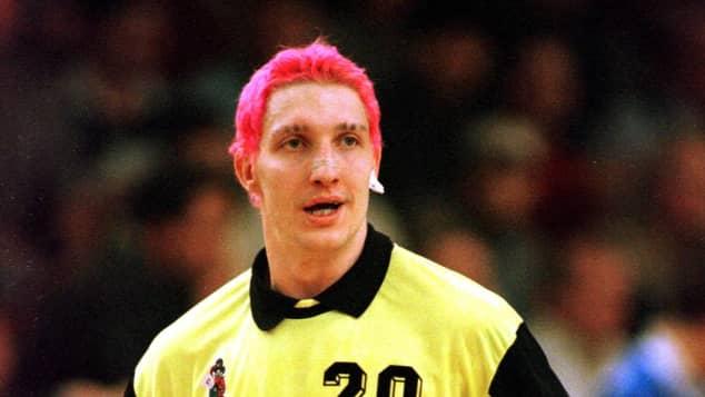 Stefan Kretzschmar Handball pinke Haare