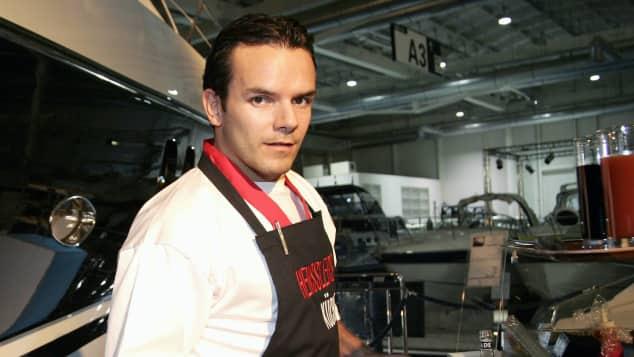 Steffen Henssler im Jahr 2006