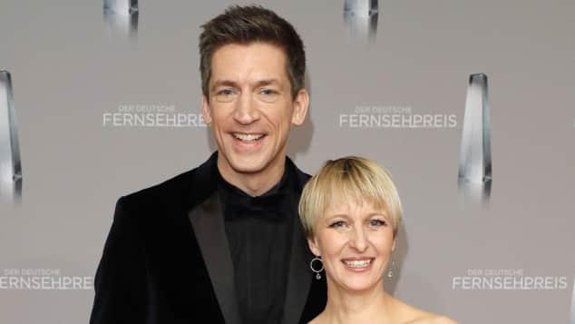 Steffen und Anne-Katrin Hallaschka beim Deutschen Fernsehpreis 2017