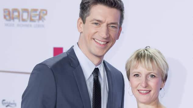 Steffen und Anne-Katrin Hallaschka Verheiratet Paar