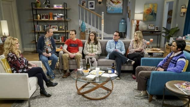 TBBT The Big Bang Theroy Cast Kopiert dreist Serienkopie
