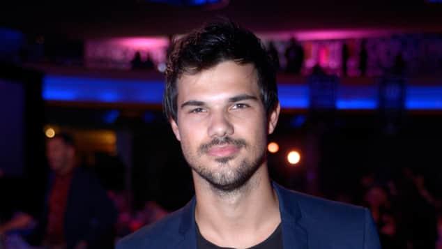 Taylor Lautner hat sich stark verändert