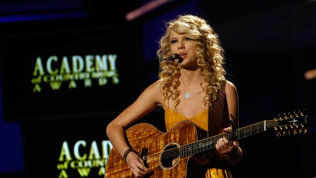 Taylor Swift, 2007, Country, Country Music Awards
