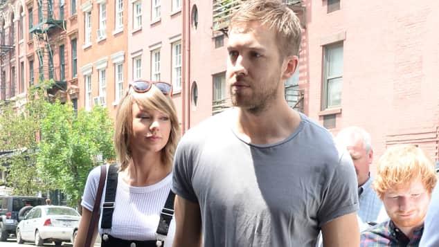Taylor Swift und Calvin Harris haben sich nach 15 Monaten Beziehung im Juni 2016 getrennt