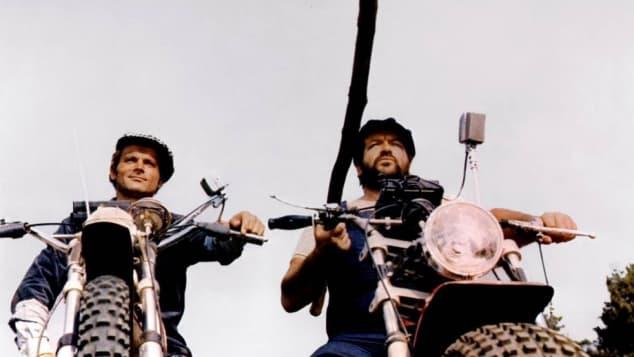 Bud Spencer Terence Hill Das Habt Ihr über Das Traum Duo Noch