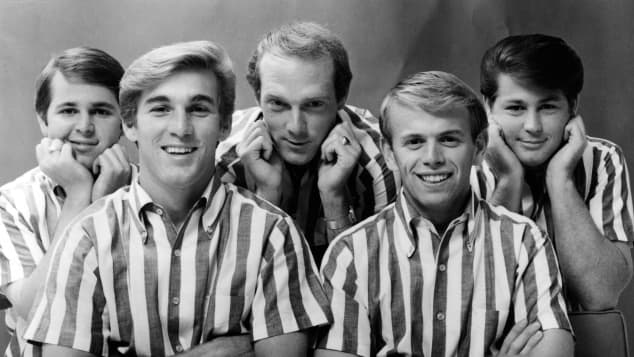 Die Beach Boys: Band Quiz