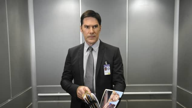 """Criminal Minds""-Darsteller Thomas Gibson"