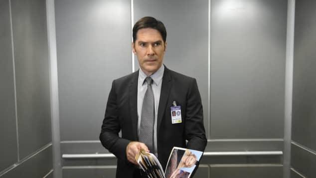 """""""Criminal Minds""""-Darsteller Thomas Gibson"""