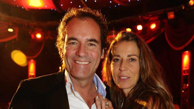 Thomas Ohrner und seine Frau Marion bei einer Veranstaltung im Jahr 2015