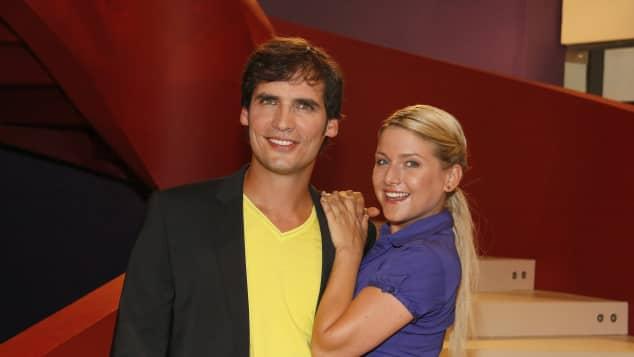 """Thorsten Grasshoff und Jeanette Biedermann in """"Anna und die Liebe"""""""