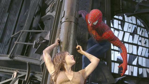 Tobey Maguire, Kirsten Dunst, Spiderman