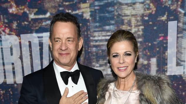 Tom Hanks und Rita Wilson sind seit 1988 verheiratet
