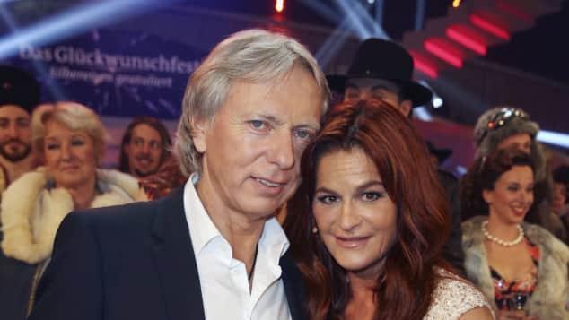 Das Liebespaar Andrea Berg und Ulrich Ferber von Anfang an - so sind sie zusammen gekommen