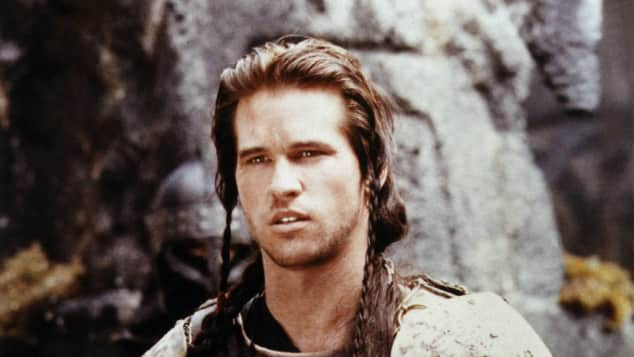 "Val Kilmer alias ""Madmartigan"" in ""Willow"" aus dem Jahr 1988"