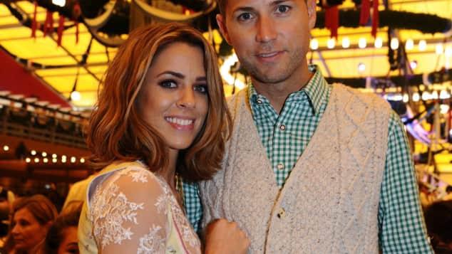 Vanessa Mai und Andreas Ferber sind ein echtes Traumpaar
