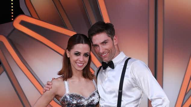 "Vanessa Mai und Christian Polanc bei RTLs ""Let's Dance"""