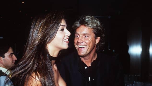 Verona Feldbusch & Dieter Bohlen im Jahr 1996