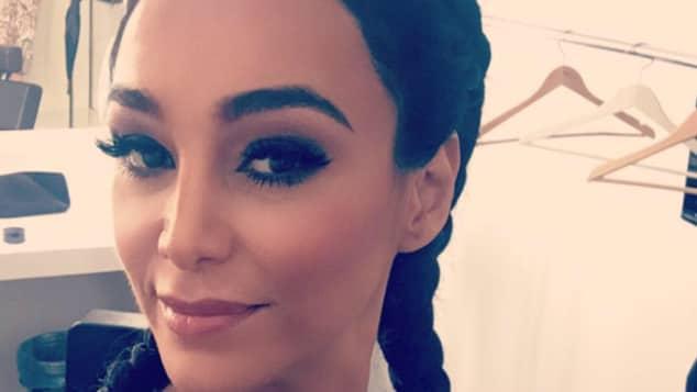 Verona Pooth sieht aus wie Kim Kardashian