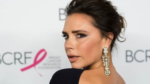 Victoria Beckham Tattoo Enternung