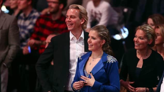 """Victoria Swarovski und Werner Mürz bei """"Let's Dance"""""""