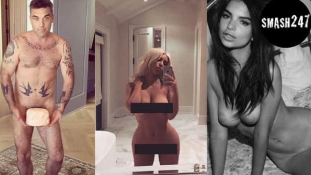 Die krassesten Nacktbilder 2016