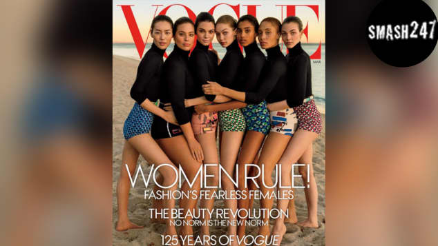 Video: Vogue Cover