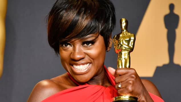 """Viola Davis won an Oscar in 2017 for her performance in """"Fences"""""""