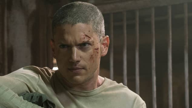 "Wentworth Miller alias ""Michael Scofield"""