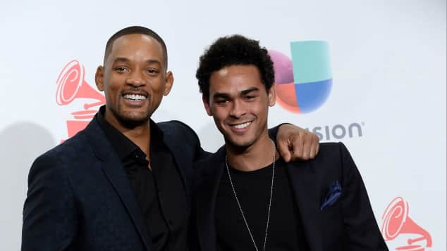 Will Smith ältester Sohn Willard