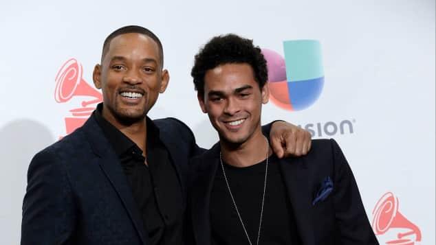 Will Smiths unbekannter Sohn: So attraktiv ist Trey