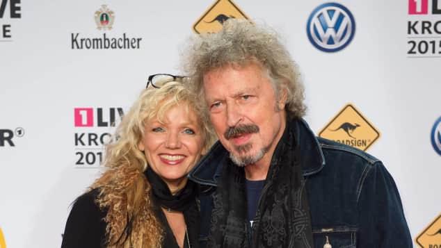 Wolfgang Niedecken und Frau Tina sind ein perfektes Paar