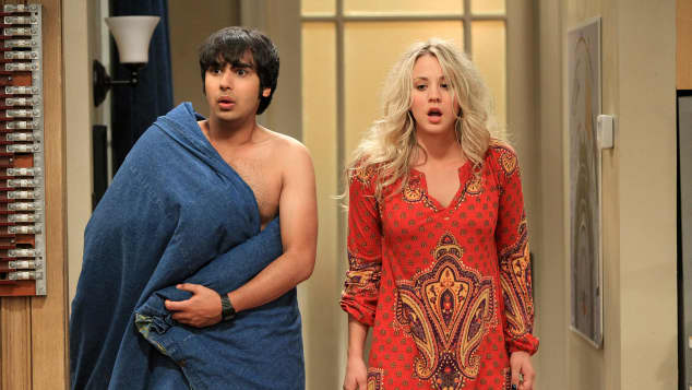 """""""Raj"""" can't speak to women without the help of alcohol"""