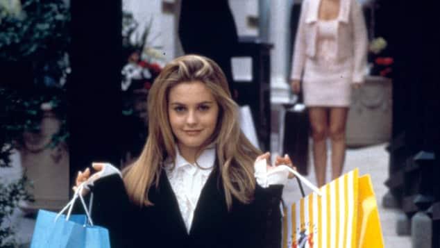 """""""Cher"""" aus """"Clueless"""" liebt es zu shoppen"""