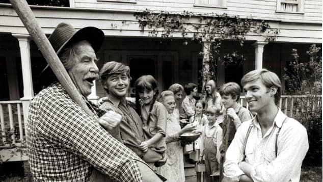 """""""Die Waltons"""" wurde 1972 das erste Mal ausgestrahlt"""