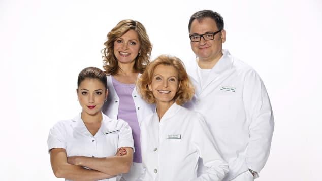 """""""In aller Freundschaft""""-Cast"""