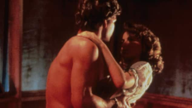"""Johnny"" und ""Baby"" aus ""Dirty Dancing"""