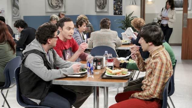 The Big Bang Theory Mode