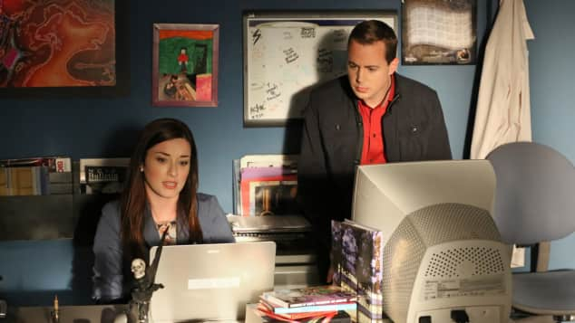 mcgee sean murray delilah margo harshman ncis