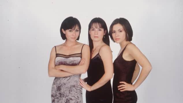 """Die Schauspielerinnen der Serie """"Charmed"""""""