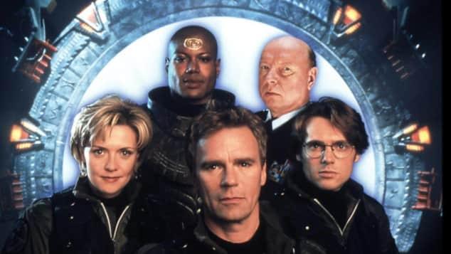 """""""Stargate SG-1""""-Darsteller"""