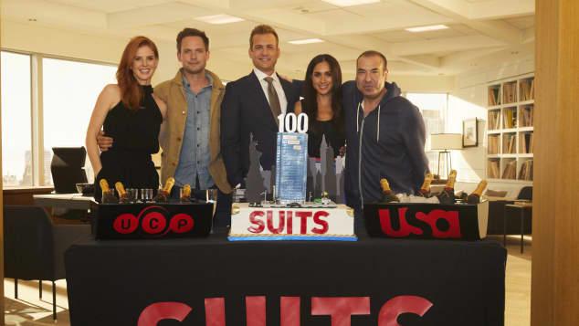 """Suits""-Darsteller"