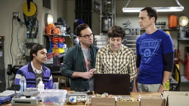 """Die Gagen der """"The Big Bang Theory""""-Stars"""