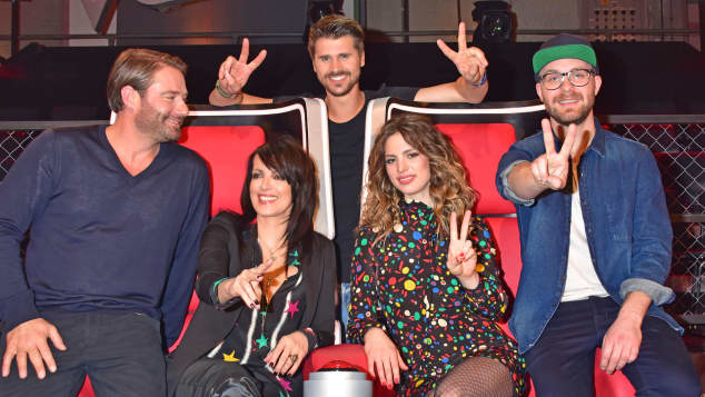 The Voice Kids Jury