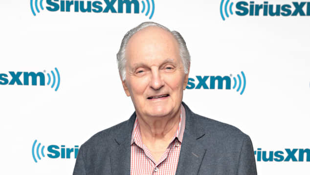 Alan Alda Parkinson