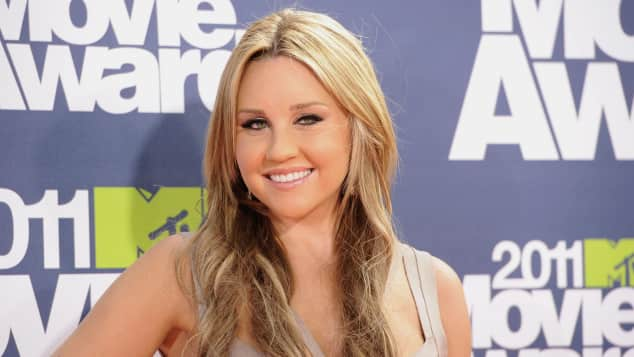 Amanda Bynes MTV Movie Awards 2011