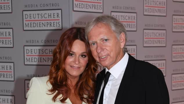 Andrea Berg und Uli Ferber