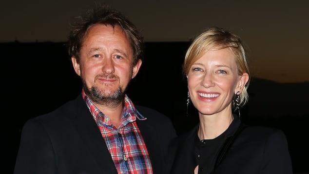 Andrew Upton Cate Blanchett 2013
